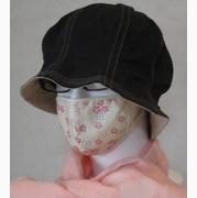 コットンシルクの日本製マスク